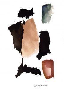 aquarelle de Roger Groslon n° 1