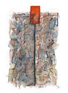 aquarelle de Roger Groslon n° 10